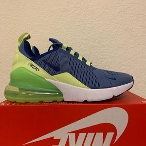 Nike Air Max 270 size 4.5 youth